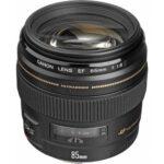 لنز دوربین EF 85mm f/1.8 USM