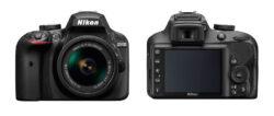 مشخصات دوربین نیکون D3400