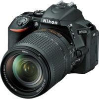 دوربین عکاسی نیکون D5500