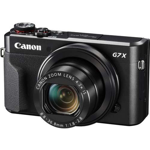 دوربین عکاسی کانن مدل Canon PowerShot G7X Mark II