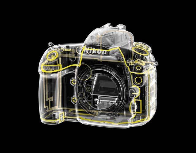 دوربین دیجیتال D810 نیکون