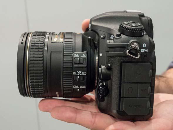 دوربین دیجیتال نیکون D500