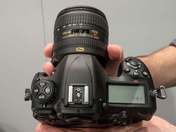 دوربین Nikon D500