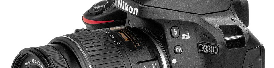 دوربین عکاسی نیکون D3300 با لنز 18-55
