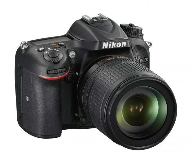 دوربین دیجیتال D7200