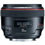 لنز کانن EF 50mm f/1.2L USM