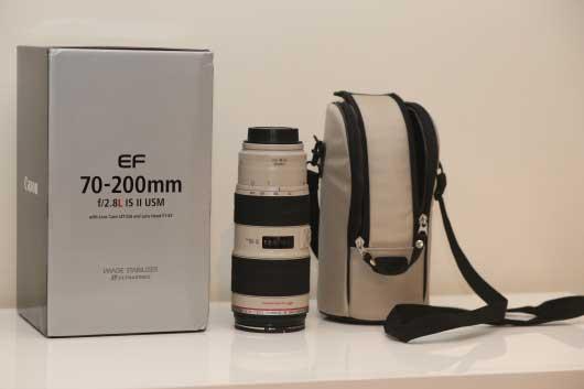 لنز کانن EF 70-200mm f/2.8L IS II USM