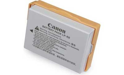 باتری لیتیومی دوربین کانن مدل LP-E8