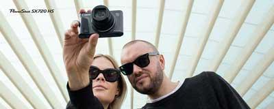 دوربین دیجیتال sx720 کانن