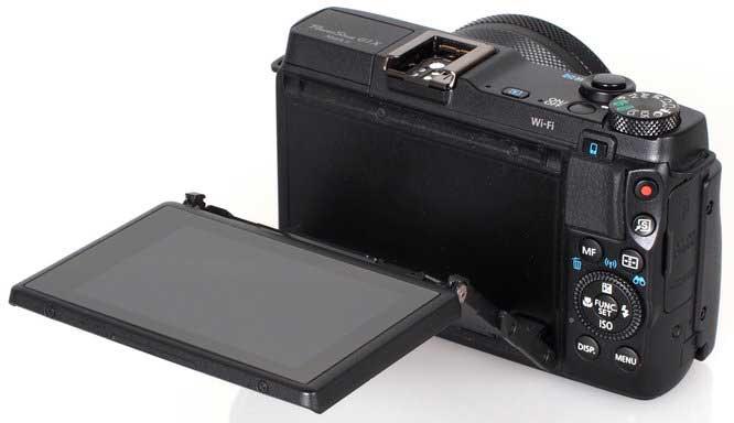 دوربین عکاسی کانن PowerShot G1 X Mark II