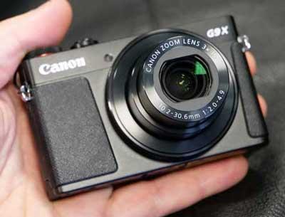 دوربین عکاسی کانن PowerShot G9 X Mark II