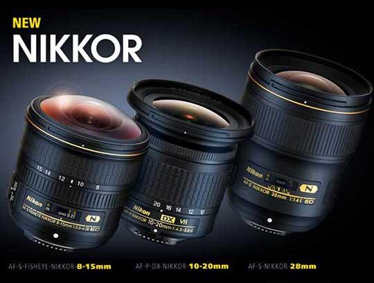 لنز نیکون AF-S NIKKOR 20mm