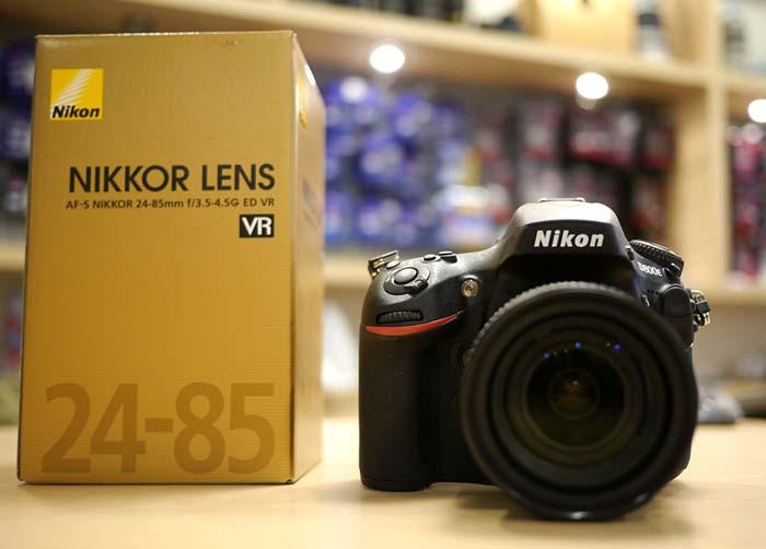 لنز نیکون AF-S NIKKOR 24-85mm f/3.5-4.5G
