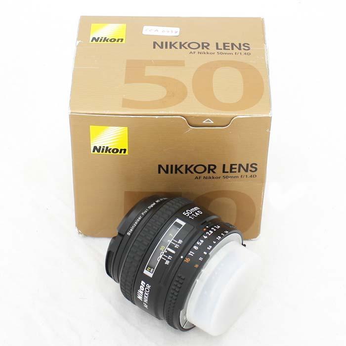 لنز نیکون AF NIKKOR 50mm f/1.4D
