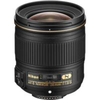 لنز نیکون AF-S NIKKOR 28mm f/1.8G