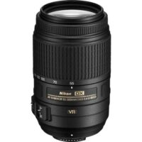 لنز نیکون AF-S DX NIKKOR 55-300mm f/4.5-5.6G ED VR