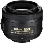 لنز نیکون AF-S DX NIKKOR 35mm f/1.8G