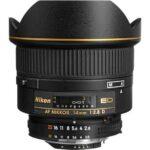 قیمت لنز NIKKOR 14mm f/2.8D