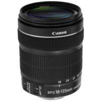 لنز کانن EF-S 18-135mm f/3.5-5.6 IS STM