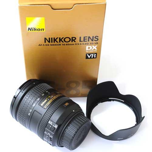 لنز نیکون AF-S DX NIKKOR 16-85mm