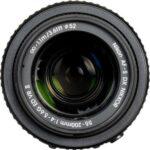 مشخصات لنز AF-S DX NIKKOR 55-200mm f/4-5.6G ED VR II