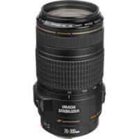 لنز کانن EF 70-300mm f/4-5.6 IS USM