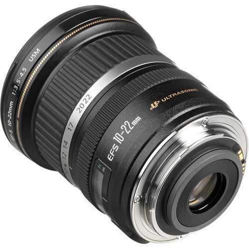 قیمت لنز EF-S 10-22mm