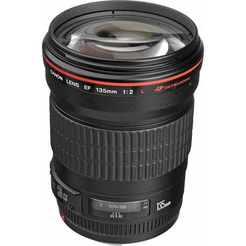 لنز کانن EF 135mm f/2L USM