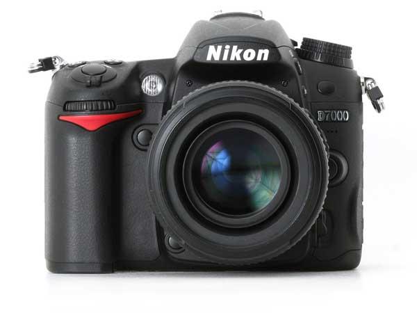 آموزش دوربین D7000 نیکون