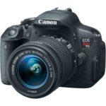 دوربین عکاسی کانن 700D با لنز 18-55 STM