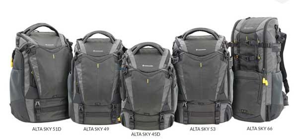 کوله پشتی ونگارد Alta Sky 51D