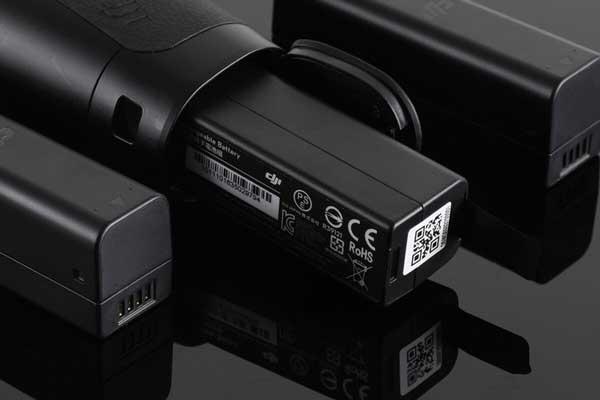 باتری دوربین دی جی آی مدل Intelligent مناسب برای دوربین اسمو پلاس