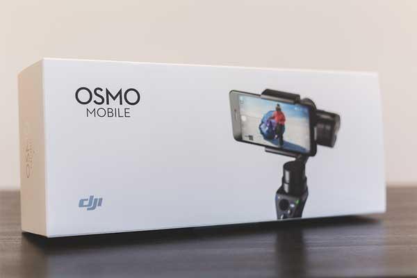 گیمبال دی جی آی مدل Osmo Mobile