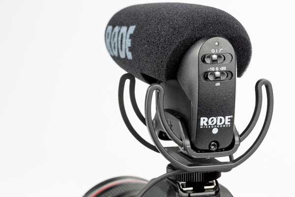 میکروفون دوربین رود مدل Videomic Pro