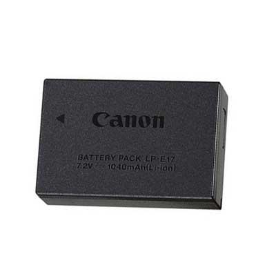 باتری لیتیومی دوربین کانن مدل LP-E17