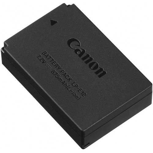 باتری لیتیومی دوربین کانن Canon LP-E12