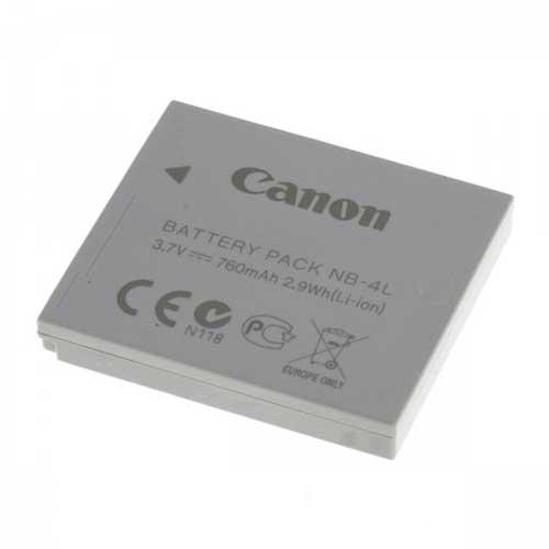باتری لیتیومی دوربین کانن Canon NB-4L