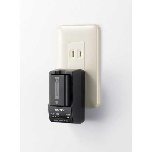 شارژر باتری لیتیومی دوربین سونی اصلی BC-TRW Original