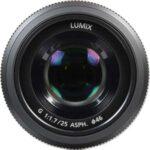 لنز پاناسونیک مدل Lumix G 25mm f/1.7