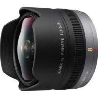 لنز پاناسونیک Lumix G Fisheye 8mm f/3.5