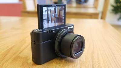 دوربین پاورشات RX100 IV