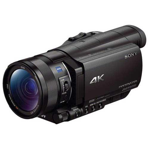 دوربین فیلمبرداری ax100