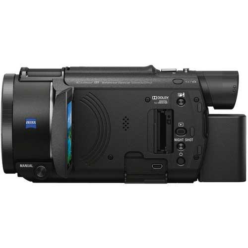 مشخصات دوربین fdr-ax53