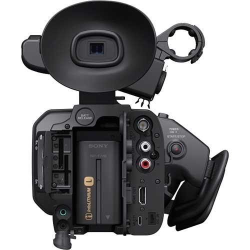 دوربین فیلمبرداری ان ایکس 100