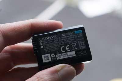 باتری دوربین RX10 سونی