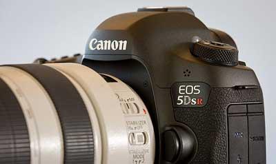 قیمت دوربین EOS 5SR کانن