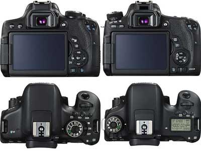 دوربین عکاسی کانن EOS 750D Kit 18-135