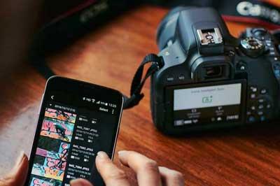 دوربین عکاسی کانن EOS 800D Kit 18-55