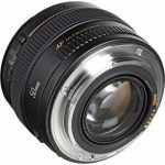 لنز EF 50mm با دیافراگم 1.4