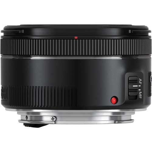 لنز کانن مدل Canon EF 50mm f/1.8